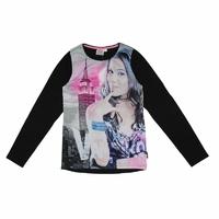 tee shirt fille chica vampiro vam107 du 6 au 12 ans