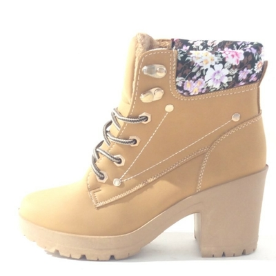 bottines femme bello star flowers BLC-BL205 36 au 41