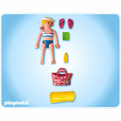 playmobil 4695 vacanciere occasion