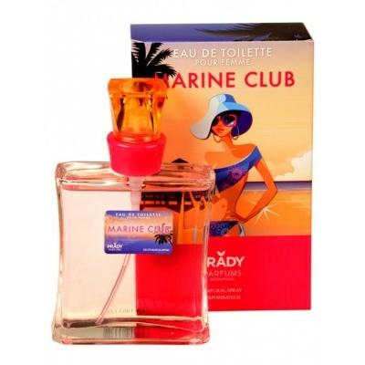 eau de toilette générique 100 ml pour femme by prady - 13901 marine club