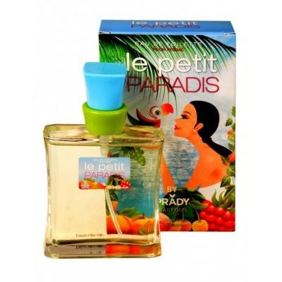 eau de toilette générique 100 ml pour femme by prady - 13897 le petit paradis
