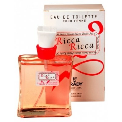 eau de toilette générique 100 ml pour femme by prady - 13894 ricca ricca