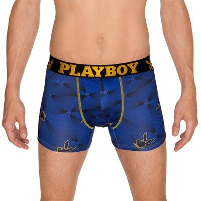 boxer playboy homme trendy imprime laser