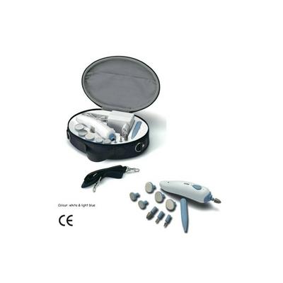 Coffret Set Manucure Pédicure vendu  avec 9 accessoires MD-6043 - LAICA