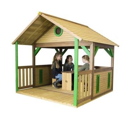 AXI maison enfant exterieur en bois Zazou