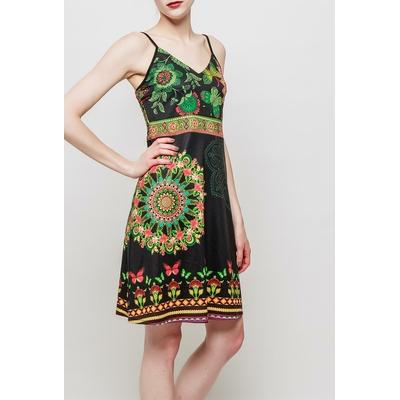 robe femme 101 idées à motifs D0880