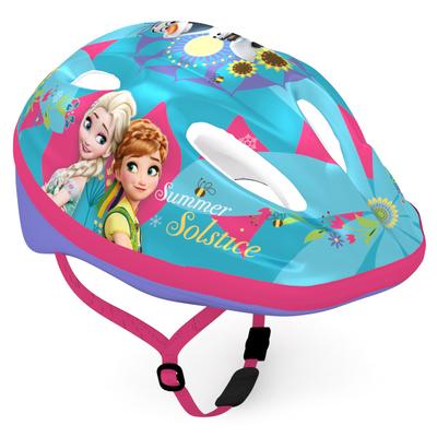 casque vélo la reine des neiges