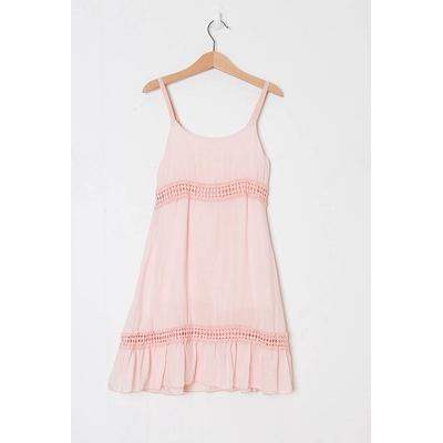 robe fille rose 9398 coraline 4 au 14 ans