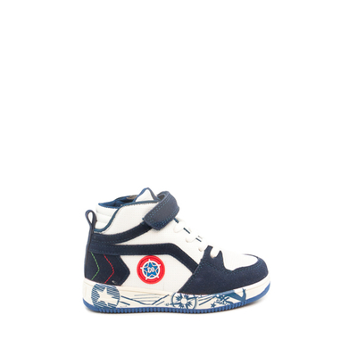 Baskets montantes max shoes kids 25 au 36 marine