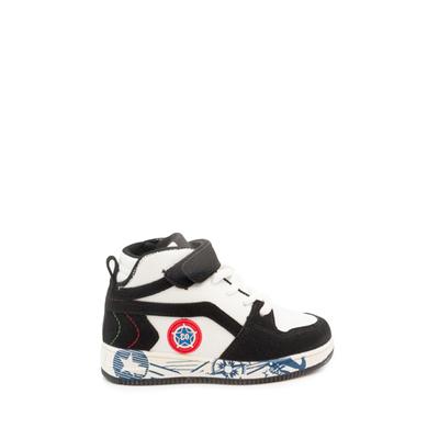 Baskets montantes max shoes kids 25 au 36 noir