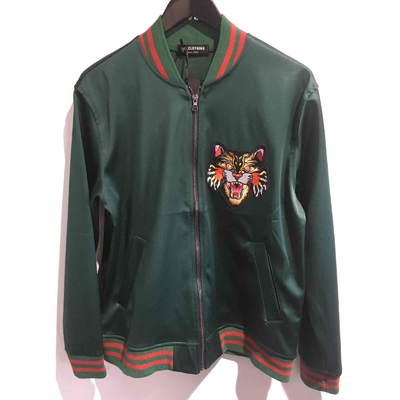 Bombers homme vip clothing 1631-1 S au XL vert bouteille