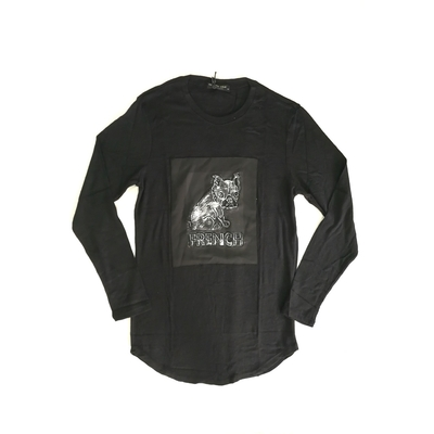 pull homme terance kole 1602 S au XL noir