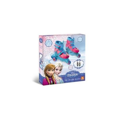 Frozen Tri-Inline - Roller La reine des neiges ajustables 2 ou 3 roues