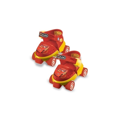 Set Roller Skate Cars + Protections Cars