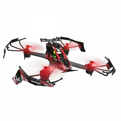 Drone Pro Racer avec caméra et masque VR Mondo rouge