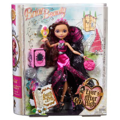 Poupee Ever After High la collection Legacy Day briar beauty