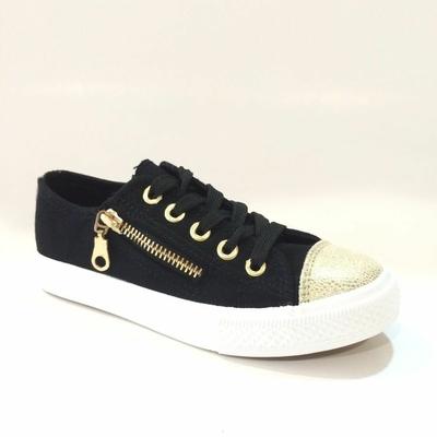 chaussures enfant fille 28 au 35 noir tout pour toi C16-58