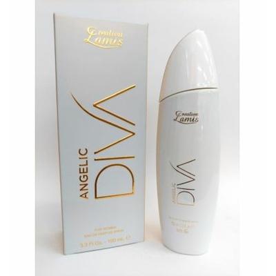 eau de parfum angelic diva de lamis 100 ml pour femme