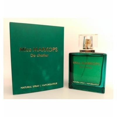 eau de parfum miss markops de chatler 100 ml pour femme