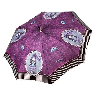 parapluie automatique gorgus santoro mauve