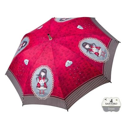 parapluie automatique gorgus santoro bordeaux