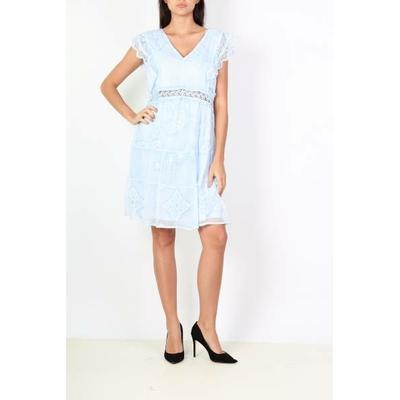 robe 101 idées A1242 bleu