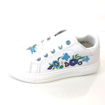 baskets fille bleu bello star E22-71 28 au 35