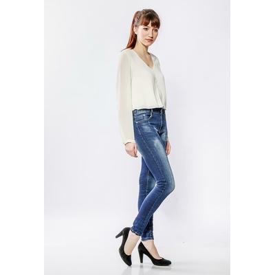 jeans femme délavé GL S1519 XS au XL