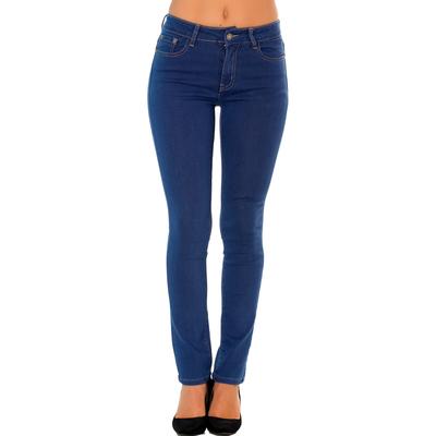 jeans femme slim taille haute simply chic LC080 XS au XL