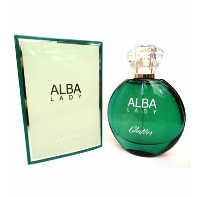 eau de parfum generique alba lady de chatler 100 ml pour femme