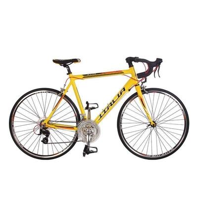 """vélo de course italia 24"""" jaune"""