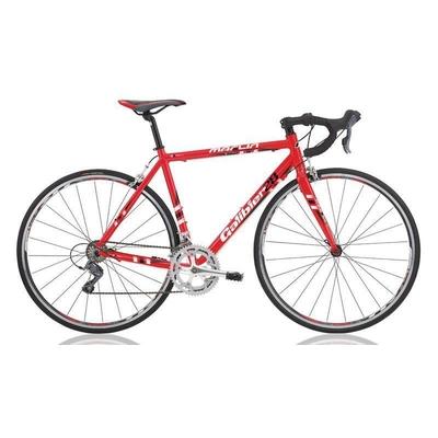 "vélo de course galibier 28"" rouge"