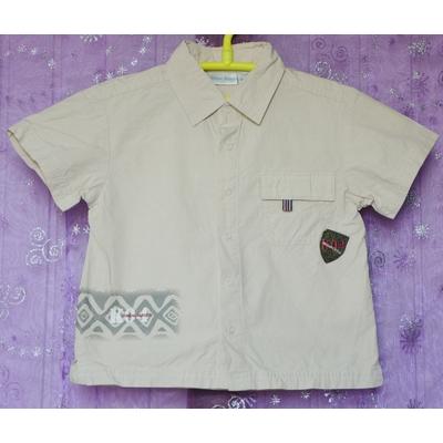 "chemise ""kiabi"" 24 mois 821"