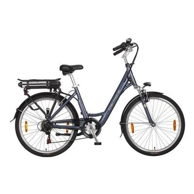 """Vélo électrique CLERMONT 26"""" femme"""