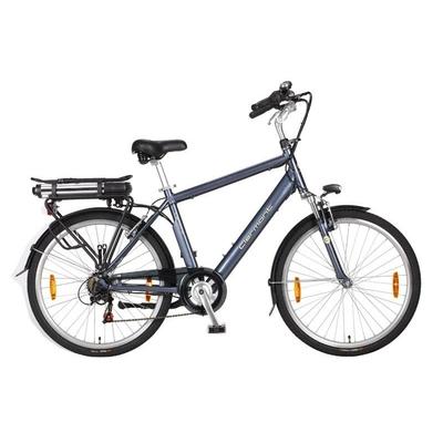 """Vélo électrique CLERMONT 26"""" homme"""