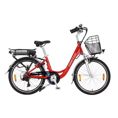 "Vélo électrique e-vision prelude 24"""
