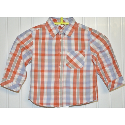 "chemise ""kiabi"" kidkanai 3 ans"