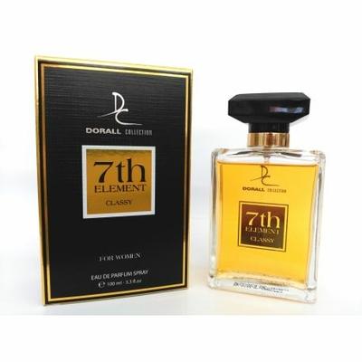 eau de parfum générique 7Th Element Classy 100 ml pour femme Dorall Collecion