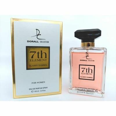 eau de parfum générique 7Th Element Classy Damsel  100 ml pour femme Dorall Collecion