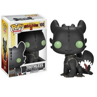 Toothless - Dragons - Figurine Funko POP 100 sans boite