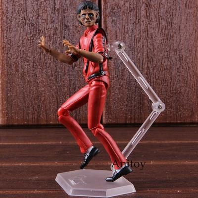 figurine michael jackson thriller 14 cm anitoy