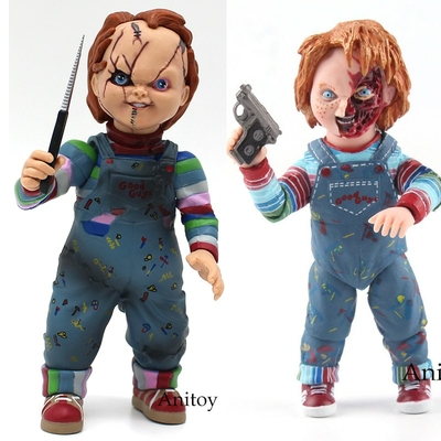 figurine chucky 12 cm anitoy 2 modèles