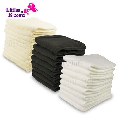 insert lavable pour les couches lavables 3-15 kg divers modèles