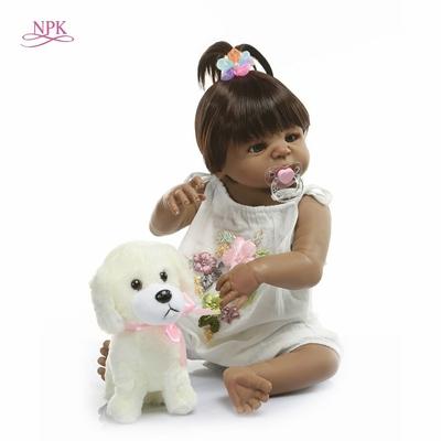 poupée reborn en silicone NPK 1507