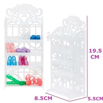 armoire à chaussures pour barbie bjdbus