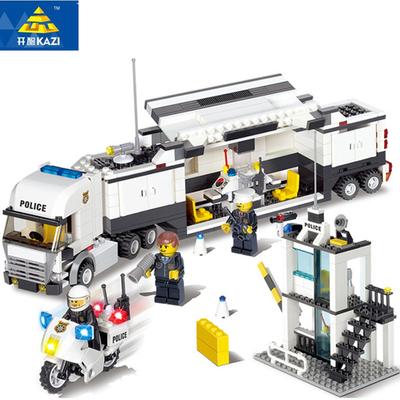 blocs de construction 511 pièces kazi 6727