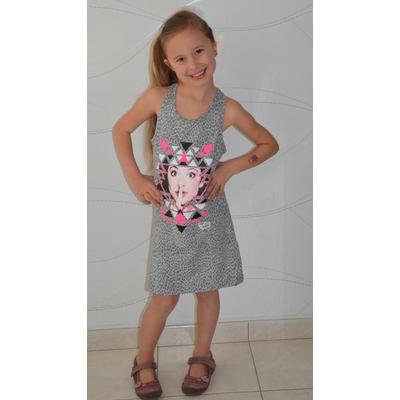 robe violetta fille rose ou gris 6 ans au 12 ans