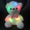 ours en peluche lumineux 20 cm