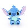 Poup-es-en-peluche-de-20cm-Disney-Lilo-Stitch-rose-bleu-pendentif-mod-les-de-jouets