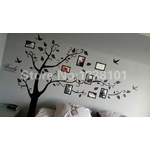Livraison-Gratuite-grand-200-250-cm-79-99in-Noir-3D-DIY-Photo-Arbre-PVC-Stickers-Muraux